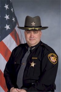 deputy david brown