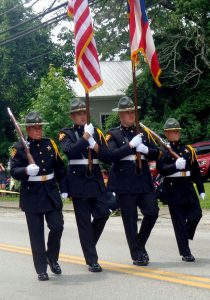 color guard unit